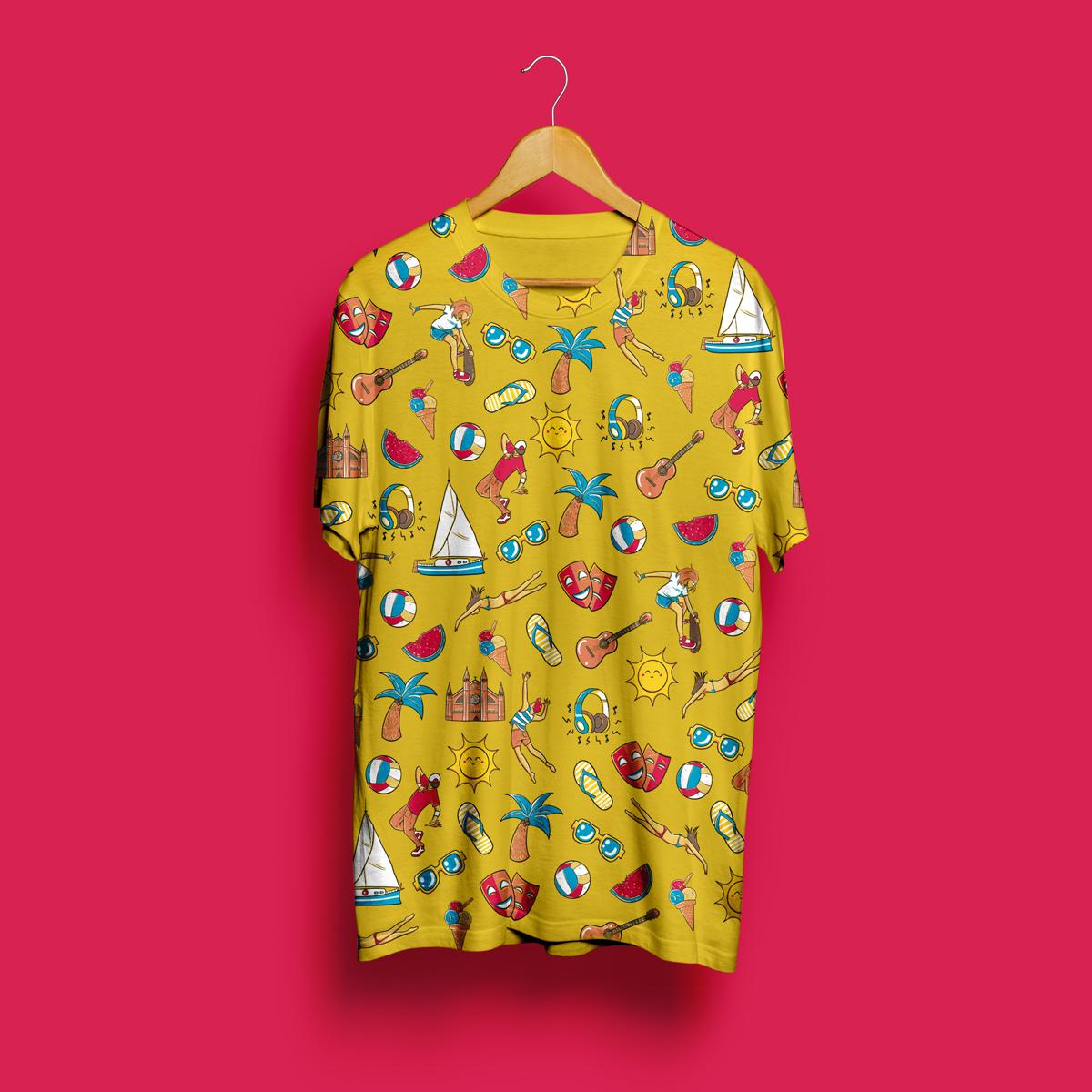 mockup-Camiseta